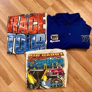 Other - NASCAR men's tees